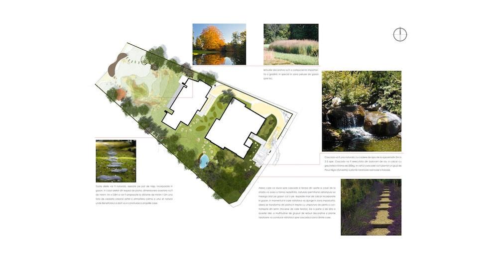 Proiectul de amenajare peisagistica al unei gradini Bucuresti