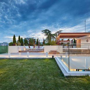 Amenajare gradina penthouse- blocul verde - Cuza99