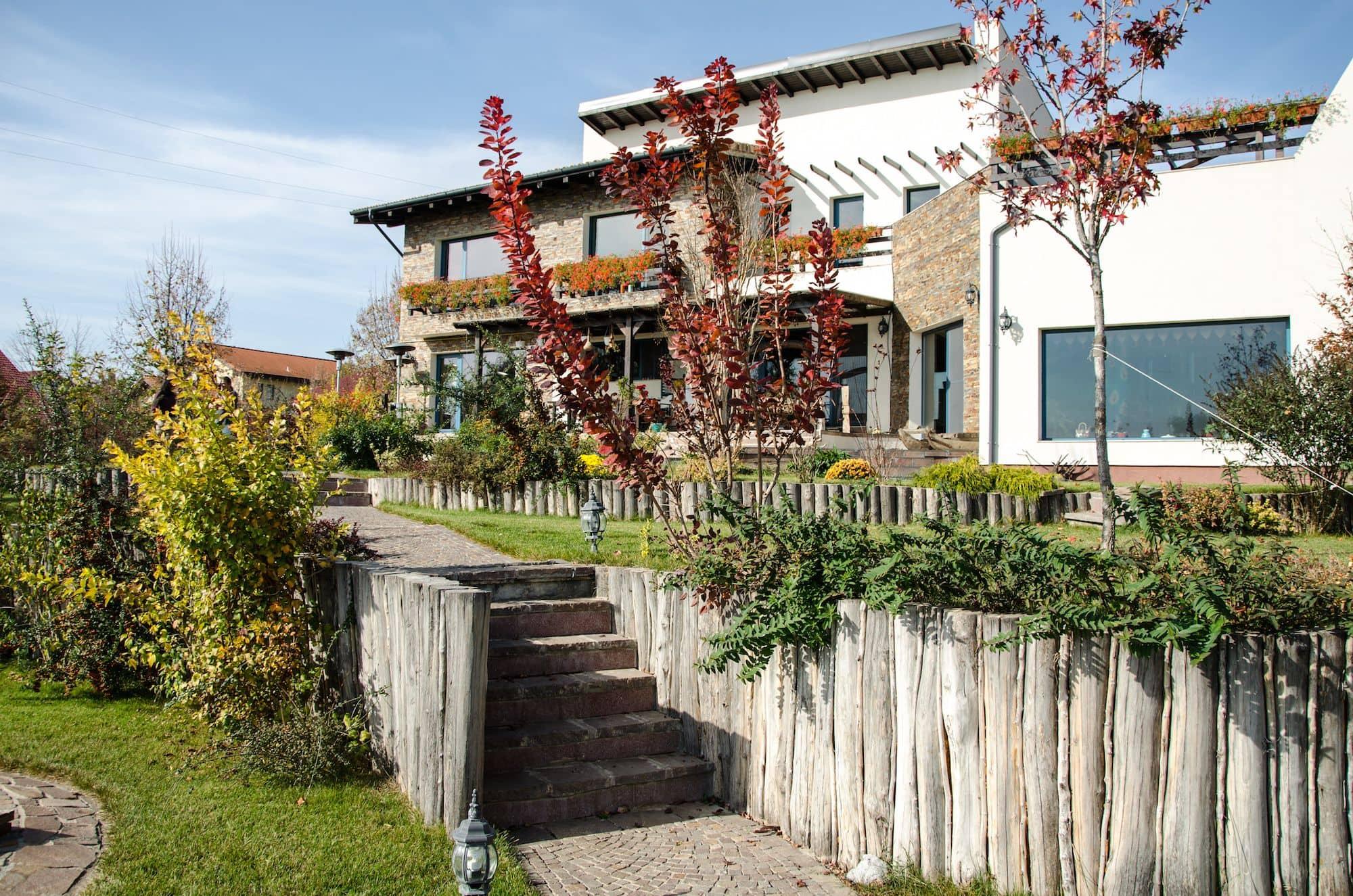 Amenajare gradina Bucuresti
